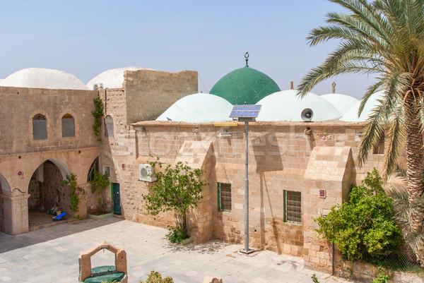Mesquita deserto cor windows história Foto stock © Zhukow