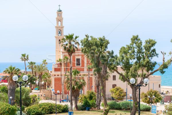 St. Peter's Church. Jaffa, Israel Stock photo © Zhukow