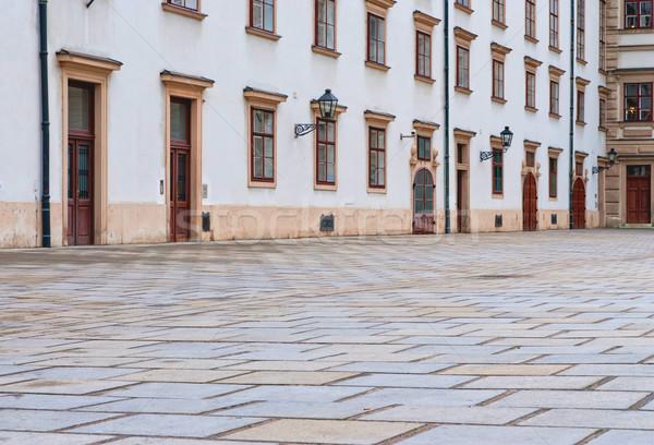Viena Austria palacio barrio antiguo unesco mundo Foto stock © Zhukow