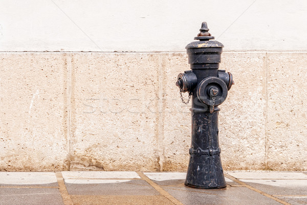 Fire hydrant vintage style  Stock photo © Zhukow