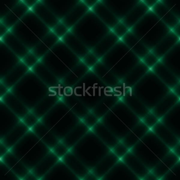 Green stylish fantasy background Stock photo © Zhukow
