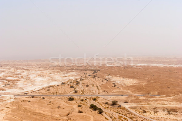 Montagnes désert terre montagne Rock pierre Photo stock © Zhukow