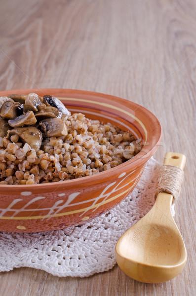 buckwheat  Stock photo © zia_shusha