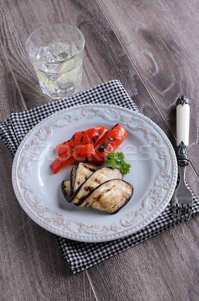 grilled vegetables Stock photo © zia_shusha