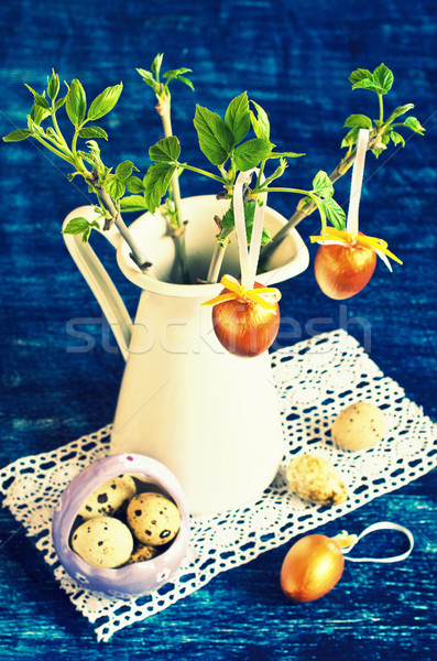 Composition for Easter Stock photo © zia_shusha