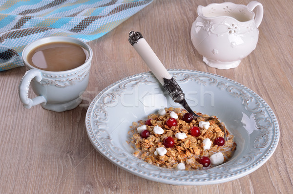 granola Stock photo © zia_shusha