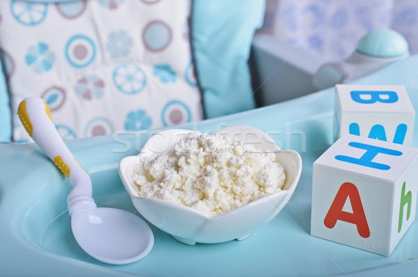 Dairy product Stock photo © zia_shusha