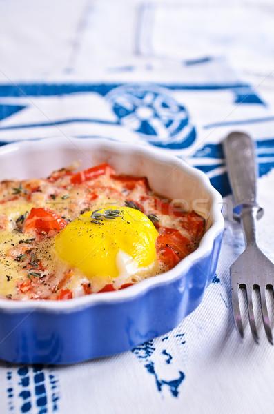 Omelette Stock photo © zia_shusha