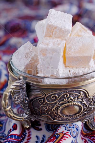 Turco prazer tradicional chá festa árabe Foto stock © zia_shusha