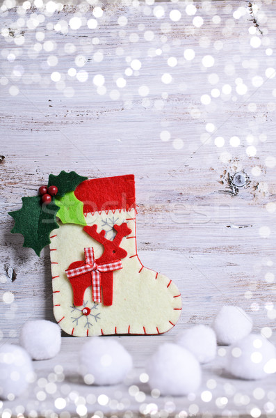 Christmas composition  Stock photo © zia_shusha