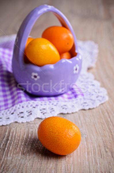 Kumquat Stock photo © zia_shusha
