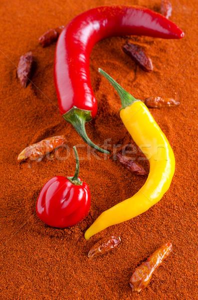 pepper Stock photo © zia_shusha