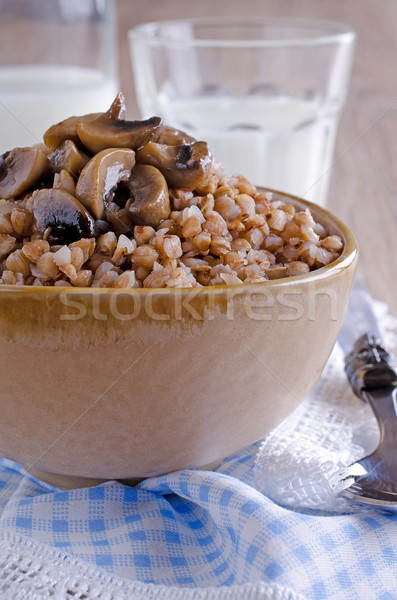 buckwheat Stock photo © zia_shusha