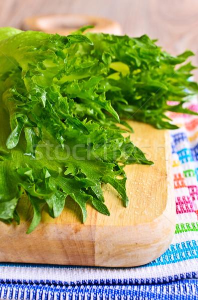 Salad 'Frillis' Stock photo © zia_shusha
