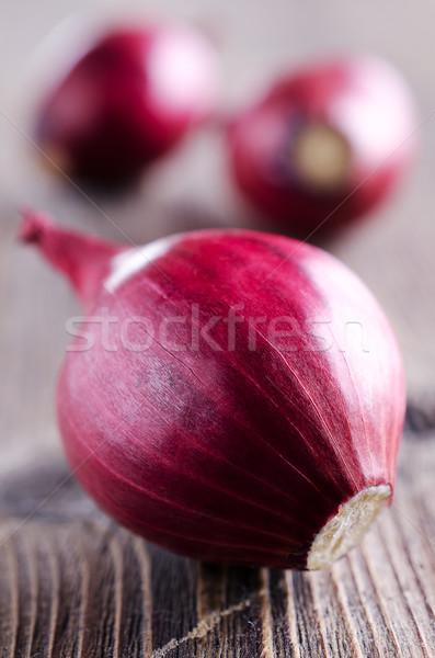 red onion Stock photo © zia_shusha