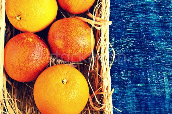 Oranges Stock photo © zia_shusha