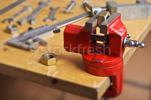 Small mechanical clutches Stock photo © zia_shusha