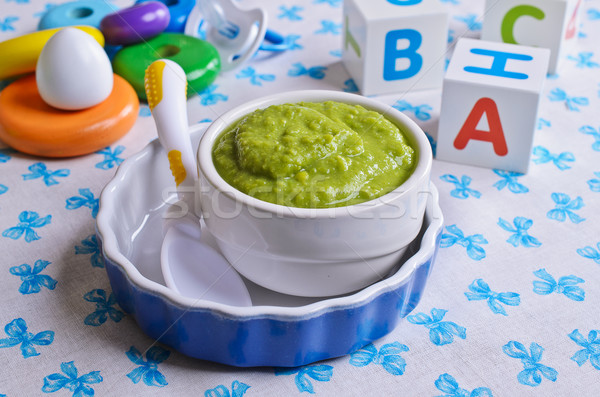 Food for children Stock photo © zia_shusha