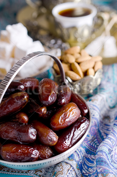dates Stock photo © zia_shusha