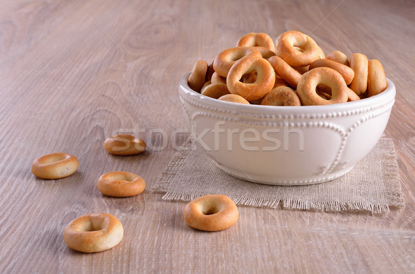Small donut Stock photo © zia_shusha