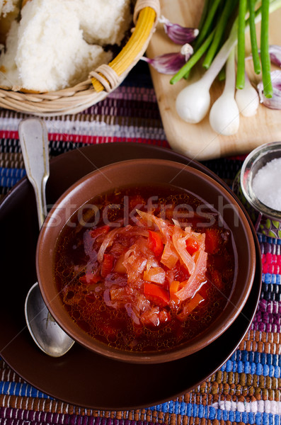 soup Stock photo © zia_shusha