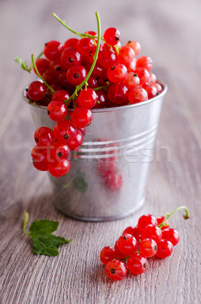 redcurrant  Stock photo © zia_shusha