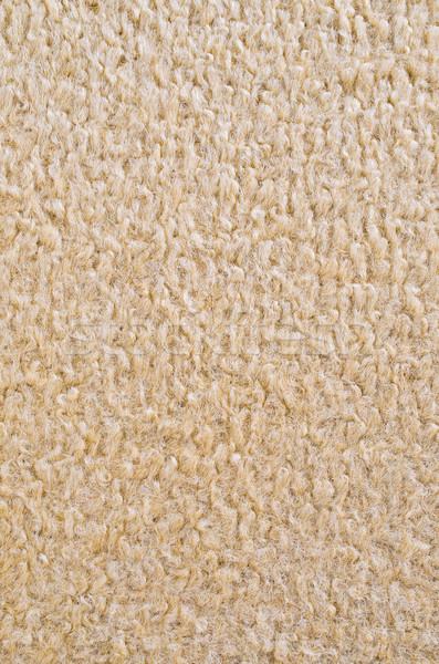 Lana beige texture tessuto abstract natura Foto d'archivio © zia_shusha