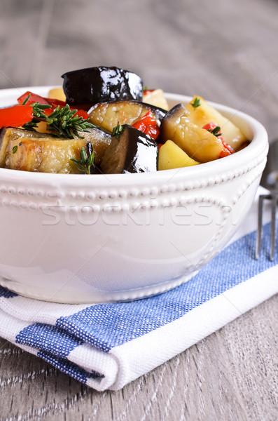 Ragout of vegetables Stock photo © zia_shusha
