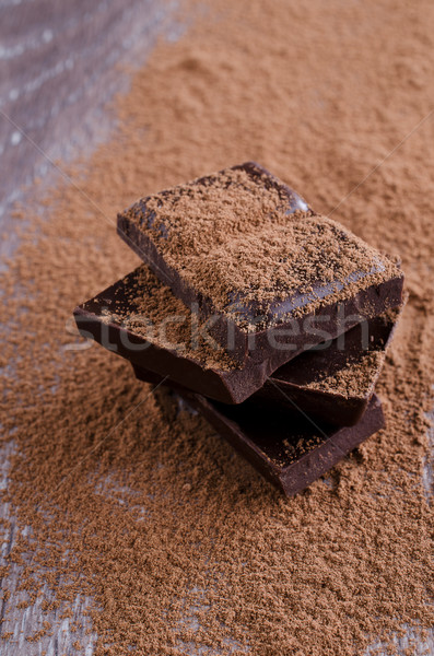 chocolate Stock photo © zia_shusha