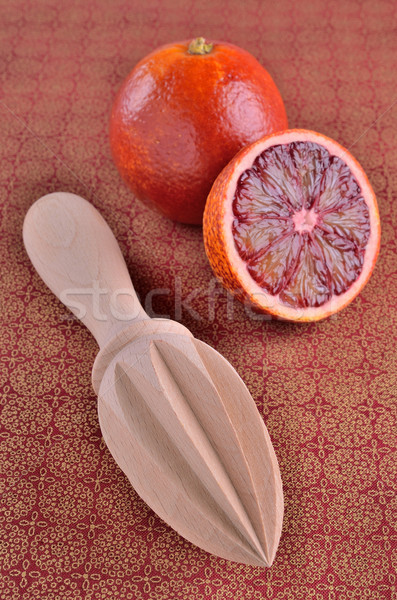 citrus press Stock photo © zia_shusha