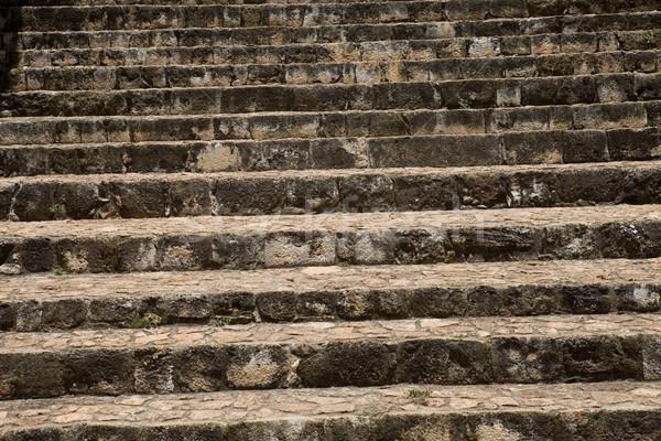 Antica città viaggio pietra culto architettura Foto d'archivio © zittto