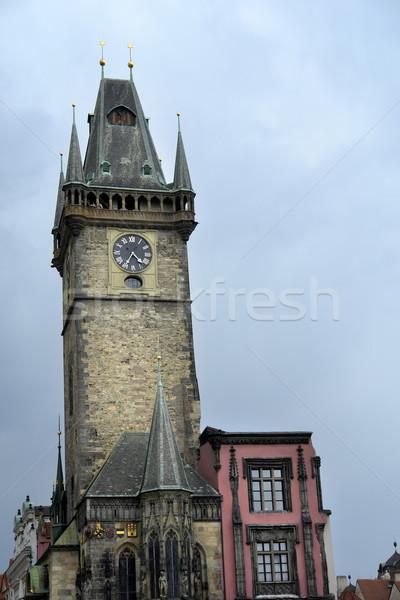 church Stock photo © zittto