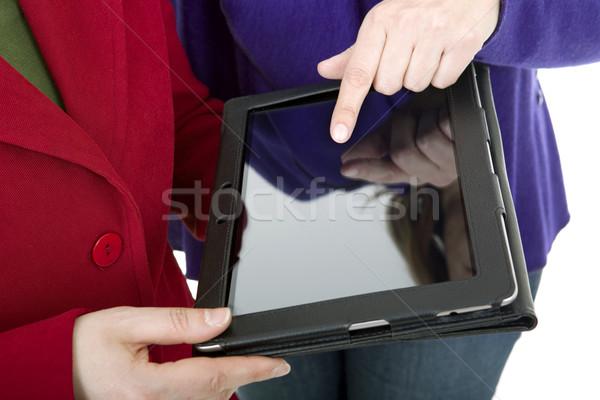 digital tablet Stock photo © zittto