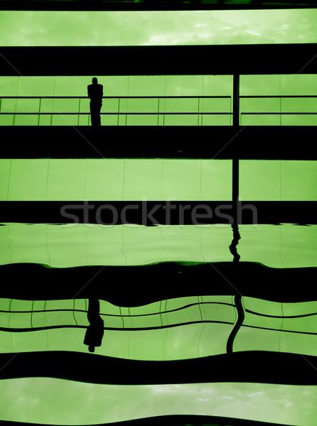 alone Stock photo © zittto