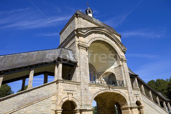 Aziz giriş bazilika kilise seyahat Tanrı Stok fotoğraf © zittto