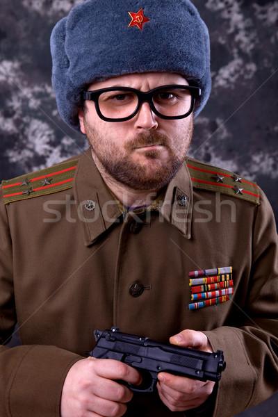 military Stock photo © zittto