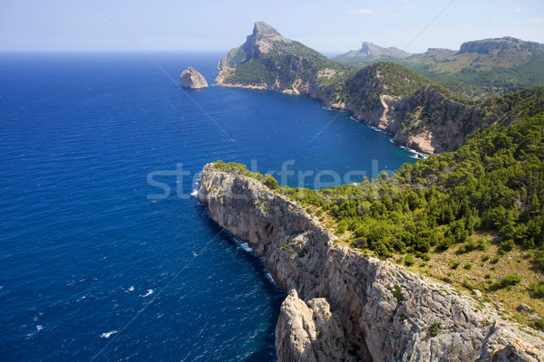 formentor cape Stock photo © zittto