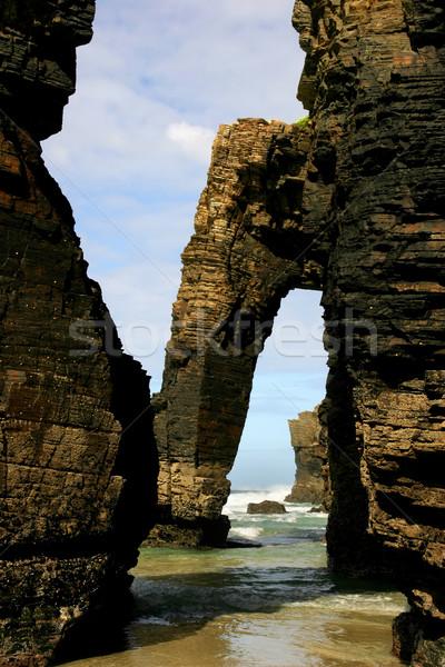 caves Stock photo © zittto
