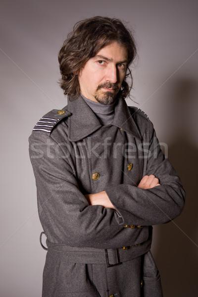 soldier Stock photo © zittto