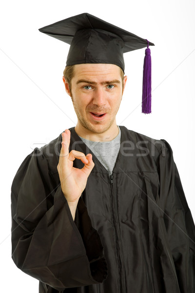 graduation Stock photo © zittto