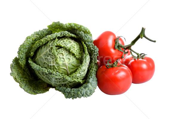 vegetables Stock photo © zittto