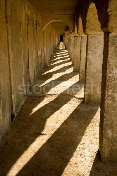 遺跡 ポルトガル 古い 寺 場所 礼拝 ストックフォト © zittto