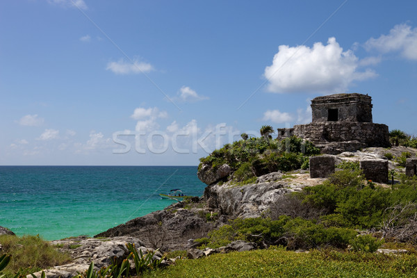 Stock photo: Tulum