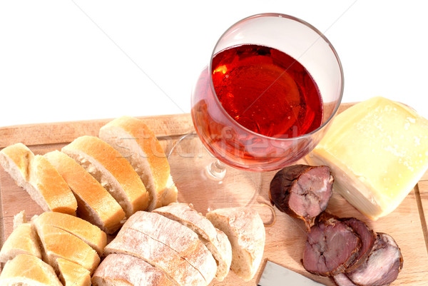 Stock photo: food