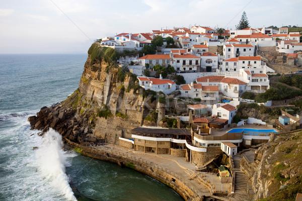 Azenhas do Mar Stock photo © zittto