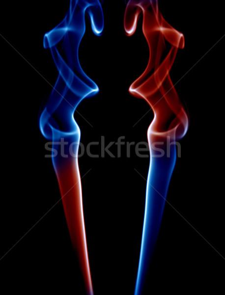 smoke Stock photo © zittto