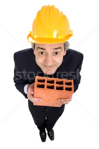brick Stock photo © zittto