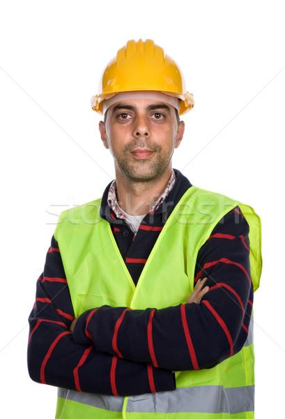 worker Stock photo © zittto