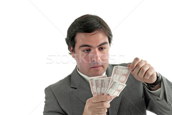 money Stock photo © zittto