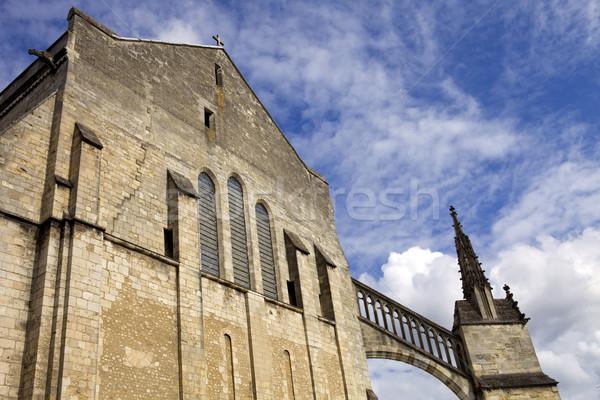 St Michel Stock photo © zittto